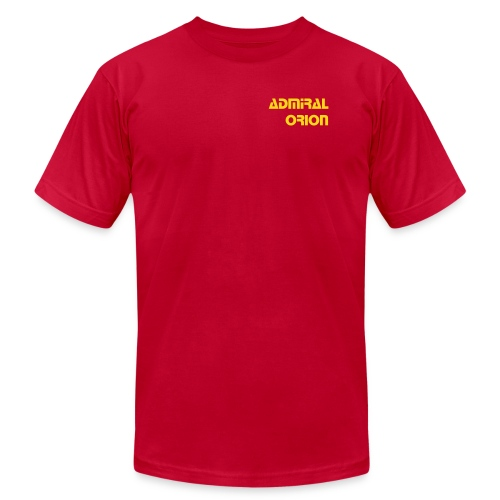 Admiral Orion - Men's  Jersey T-Shirt