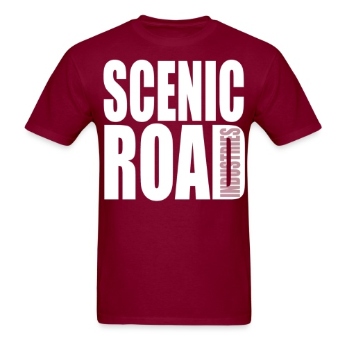 Scenic Road Transparency Tee - Men's T-Shirt