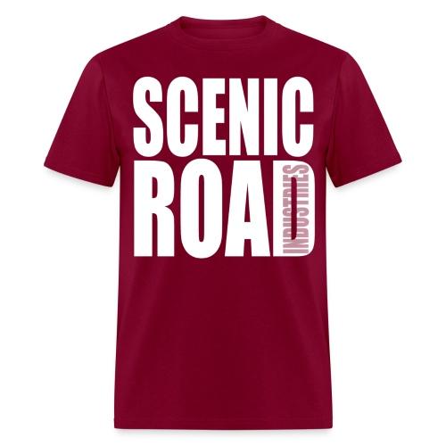 Scenic Road Transparency Tee - Men's T-Shirt