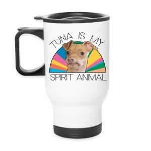 Tuna is my Spirit Animal Travel Mug (multi) - Travel Mug