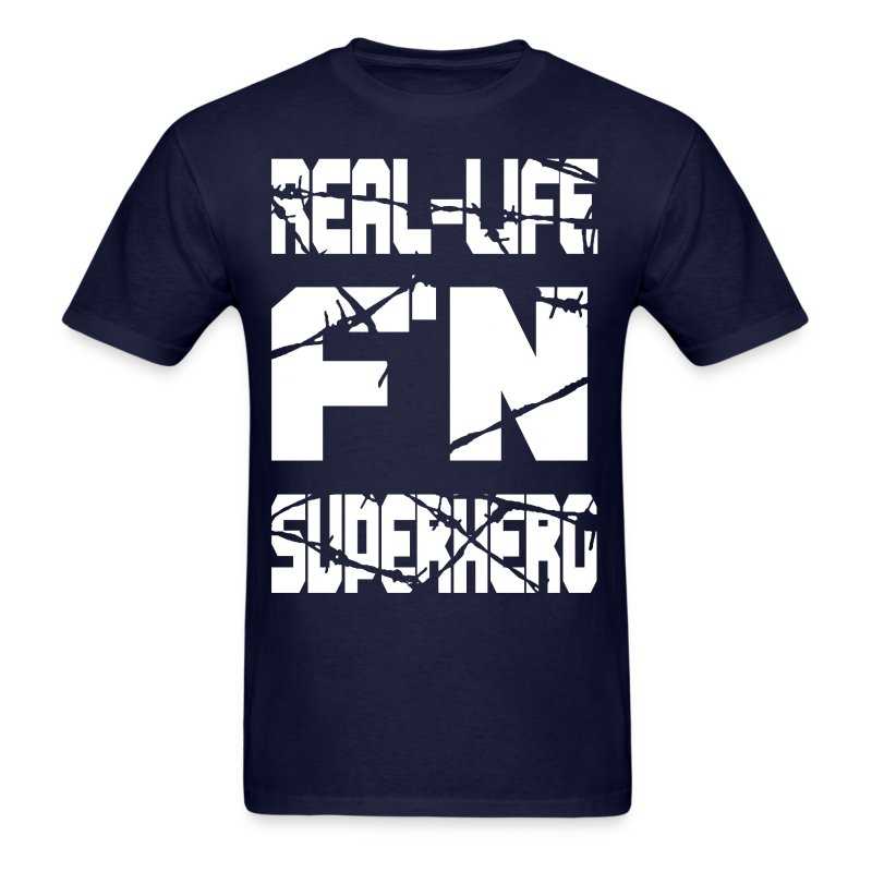 Real fn hero - Men's T-Shirt
