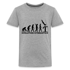 Evolution Gymnastics Kids' Shirts - Kids' Premium T-Shirt