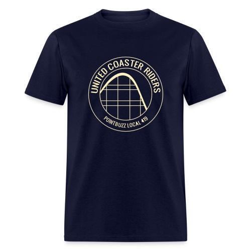 United Coaster Riders (Men's) - Men's T-Shirt