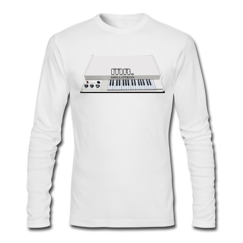 Mr. MelloTron - Men's Long Sleeve T-Shirt by Next Level