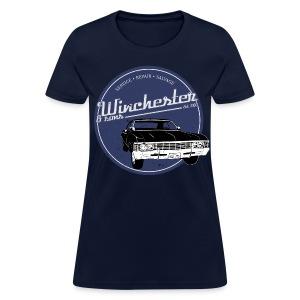 winchester & sons - Women's T-Shirt