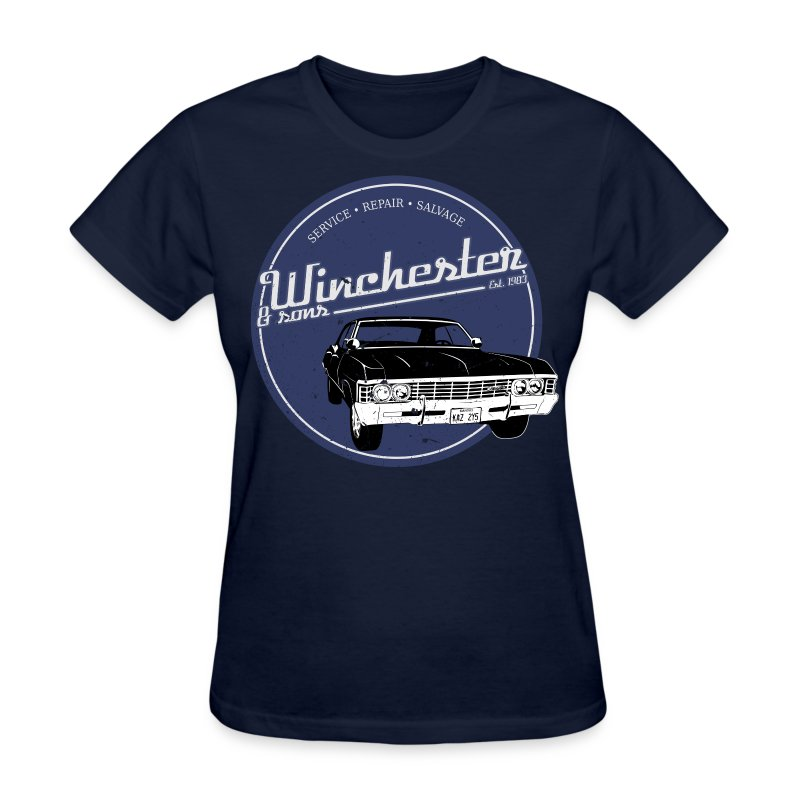 winchester & sons - Women's T-Shirt