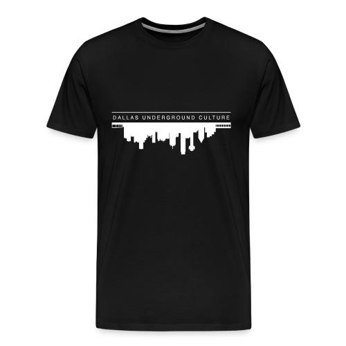 Men's Dallas Underground Culture Tee - Men's Premium T-Shirt