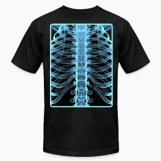 The Amazing X-Ray Panel T-Shirt T-Shirts