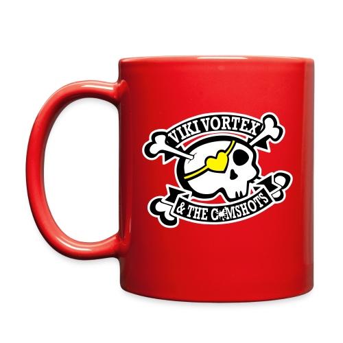 Red Cuppa - Full Color Mug