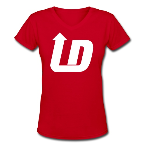 LiftingDad for Women - Women's V-Neck T-Shirt