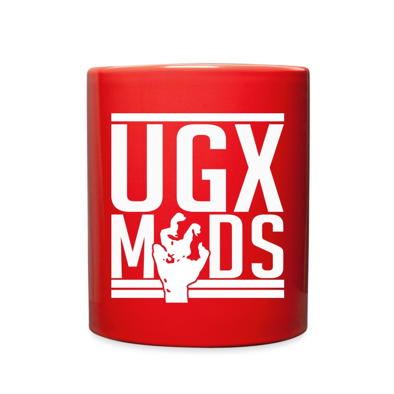 UGX Mods YouTube Logo NO BG.png - Full Color Mug