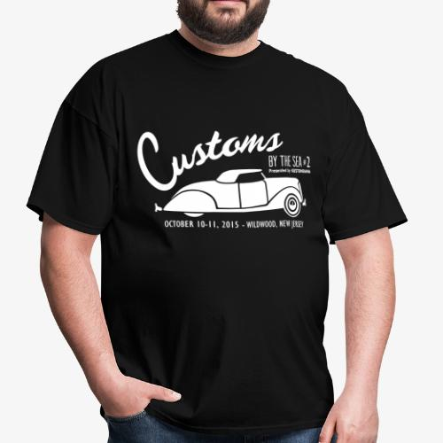 Customs by the Sea #2 - 2015 - Men's T-Shirt