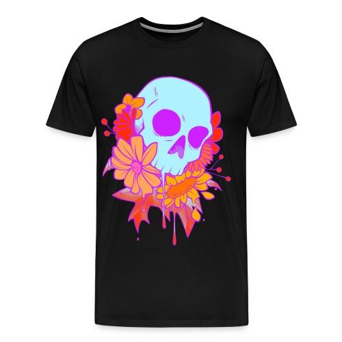Skull Drop - Men's Premium T-Shirt