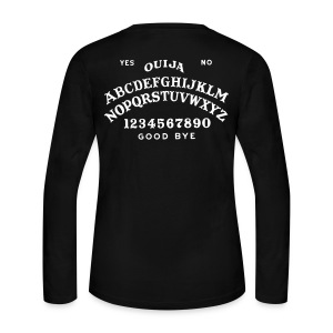 Womens Ouija Long Sleeve Shirt - Women's Long Sleeve Jersey T-Shirt