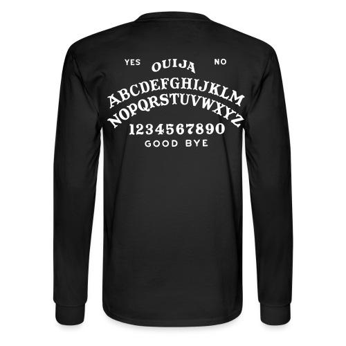 Mens Ouija Long Sleeve Shirt - Men's Long Sleeve T-Shirt