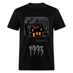Haunted 1993 - Men's T-Shirt