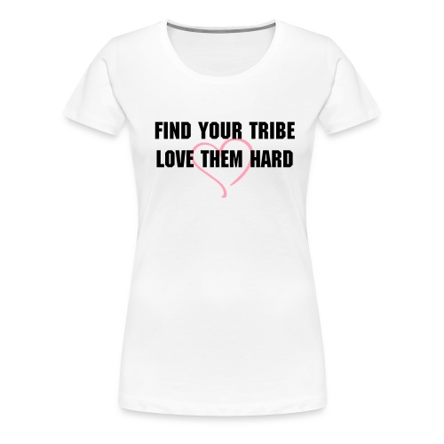 Tribe tee - Women's Premium T-Shirt