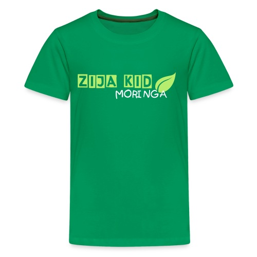 ZIJA KID LEAF - Kids' Premium T-Shirt