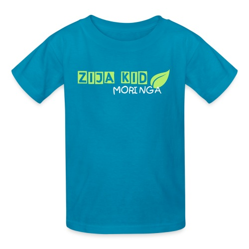 ZIJA KID LEAF - Kids' T-Shirt