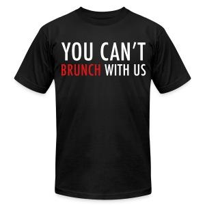Midnight Brunch - Men's Fine Jersey T-Shirt