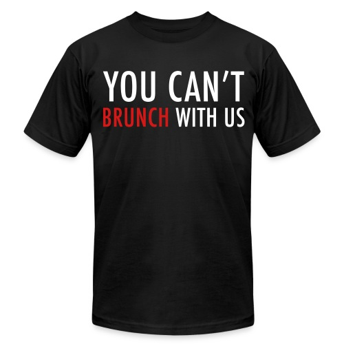 Midnight Brunch - Men's  Jersey T-Shirt