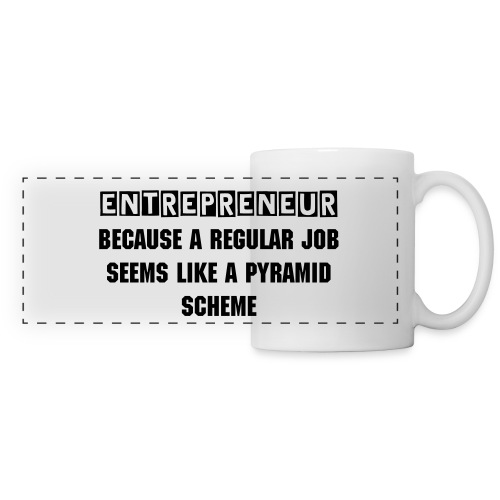 Entrepreneur Mug - Panoramic Mug