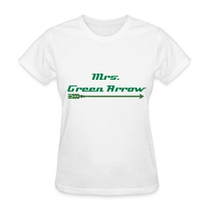 Mrs. Green Arrow Shirt - Women's T-Shirt
