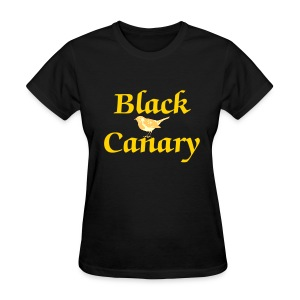 Black Canary Shirt - Women's T-Shirt