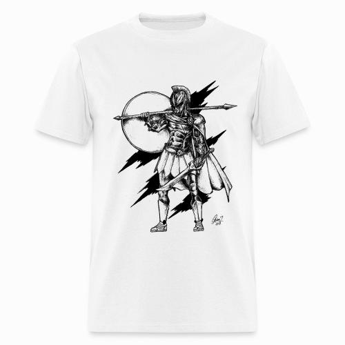 Spartan men - Men's T-Shirt