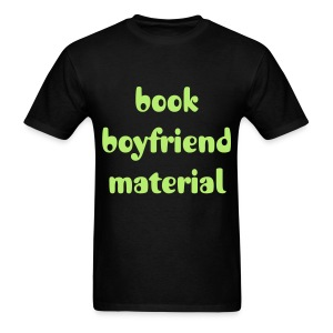 Book Boyfriend Shirt - Men's T-Shirt