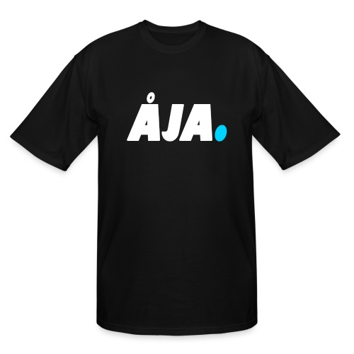 Åja. - Men's Tall T-Shirt