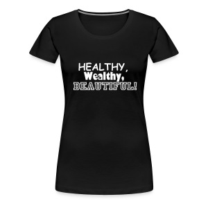 HWB Fashion T-shirt - Women's Premium T-Shirt