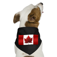 Other ~ Dog Bandana ~ Canada Pet Souvenir Canada Flag Dog Bandana
