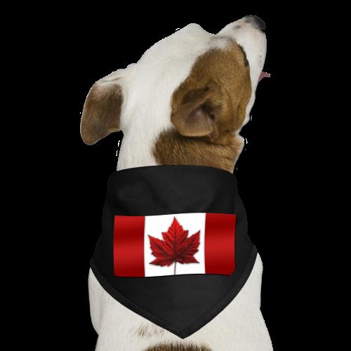 Canada Pet Souvenir Canada Flag Dog Bandana  - Dog Bandana