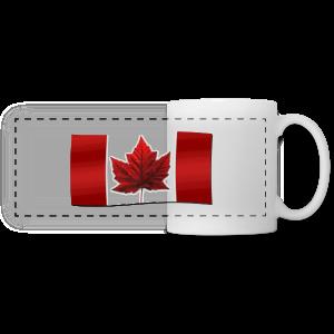 Canada Souvenir Cups Canada Flag Mug - Panoramic Mug