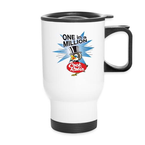 Cock Robin Traveler Mug - Travel Mug