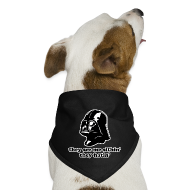 Other ~ Dog Bandana ~ Darth Vader They See Me Sithin' - Dog Bandana