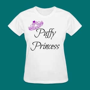 Puffy Princess - Women's T-Shirt