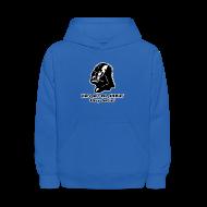 Sweatshirts ~ Kids' Hoodie ~ Darth Vader They See Me Sithin' - Kid's Hoodie Sweatshirt