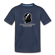 Kids' Shirts ~ Kids' Premium T-Shirt ~ Darth Vader They See Me Sithin' - Kid's Premium T-Shirt