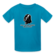 Kids' Shirts ~ Kids' T-Shirt ~ Darth Vader They See Me Sithin' - Kid's T-Shirt