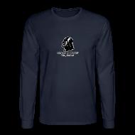 Long Sleeve Shirts ~ Men's Long Sleeve T-Shirt ~ Darth Vader Sithin' - Men's Long Sleeve T-Shirt