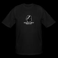 T-Shirts ~ Men's Tall T-Shirt ~ Darth Vader Sithin' - Men's Tall T-Shirt