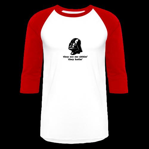 Darth Vader Star Wars - Baseball T-Shirt