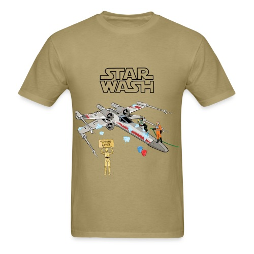 Star Wash - Men's T-Shirt