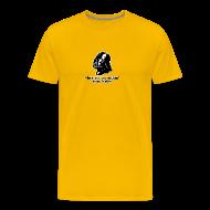 T-Shirts ~ Men's Premium T-Shirt ~ Darth Vader Sithin' - Men's Premium T-Shirt