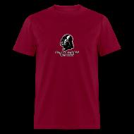 T-Shirts ~ Men's T-Shirt ~ Darth Vader Sithin' - Men's T-Shirt