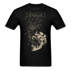Evolve Skull - Men's T-Shirt