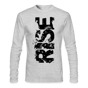 Rise Up - Men's Long Sleeve T-Shirt by Next Level