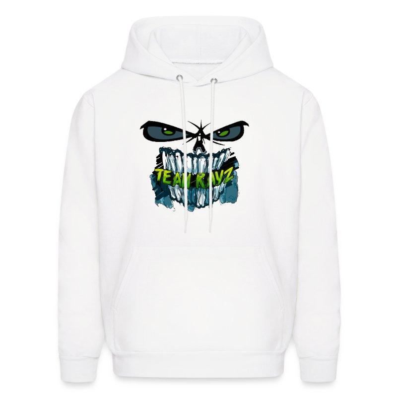 Team Rayz Zombie Face Hoodie - Men's Hoodie
